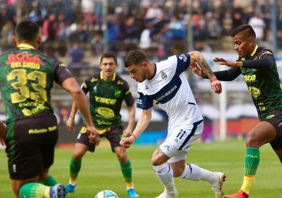 Gimnasia vs Defensa y Justicia, Superliga