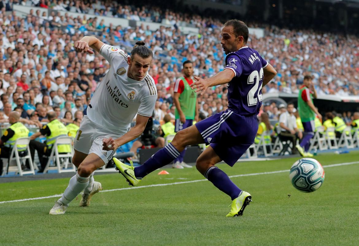 Real Madrid vs Valladolid, La Liga, REUTERS