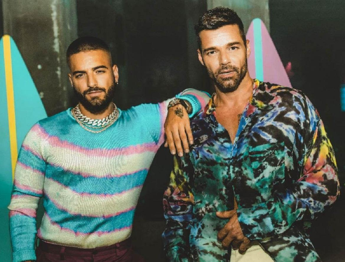 Maluma y Ricky Martin, música, video