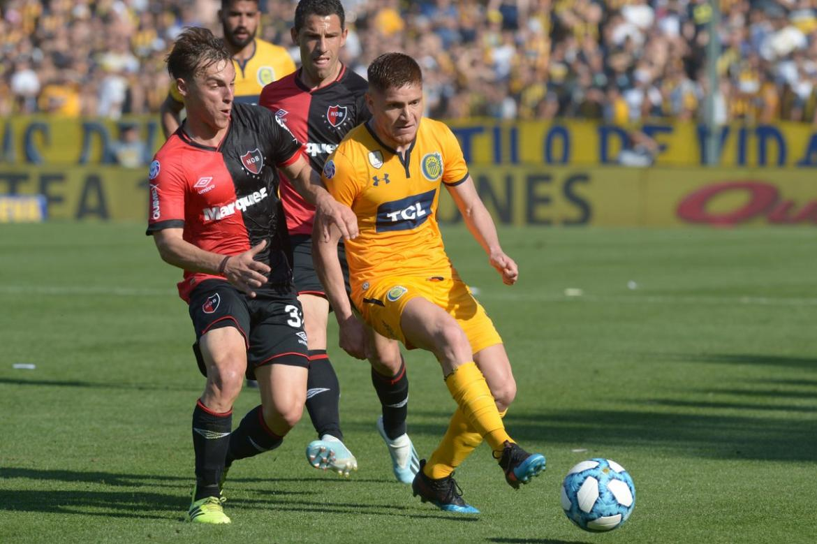 Superliga - Rosario Central vs. Newells, Twitter Superliga