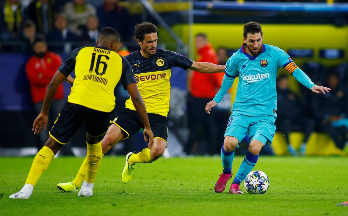 Champions League, Borussia Dortmund vs. Barcelona, REUTERS