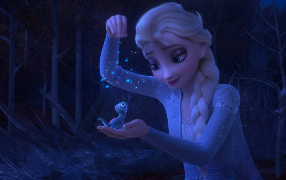 Frozen 2, Disney, Cine
