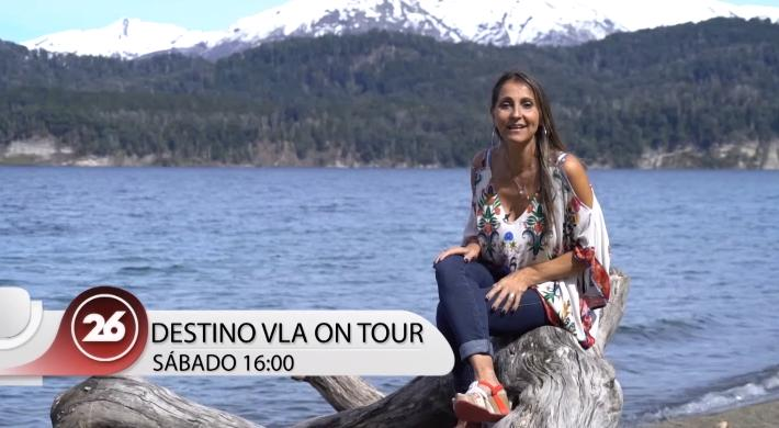 Destino VLA On Tour, programa Canal 26
