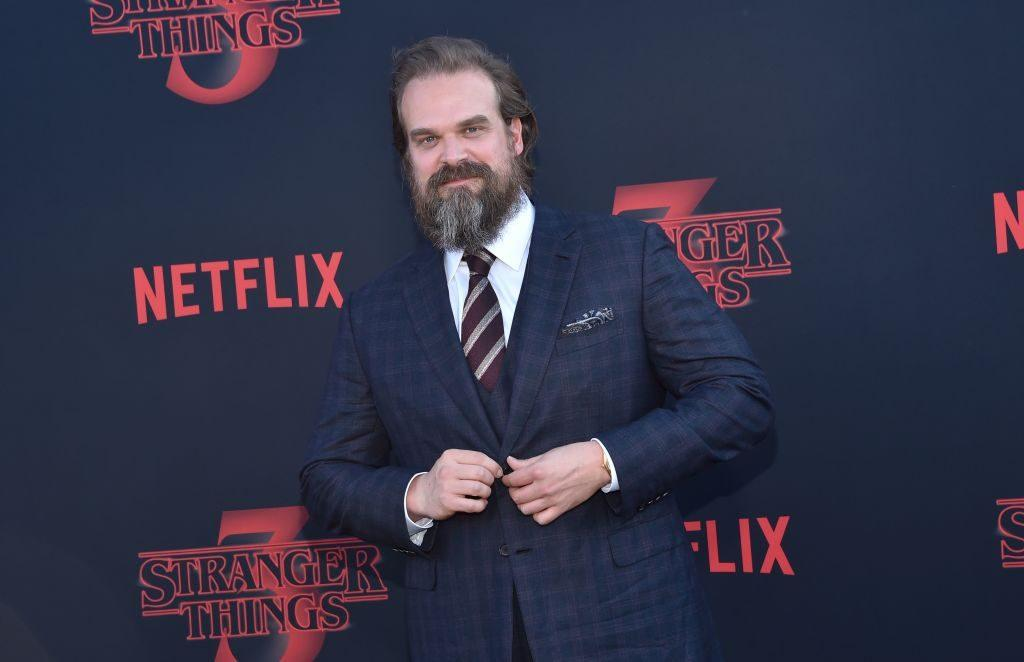 David Harbour, actor de Stranger Things