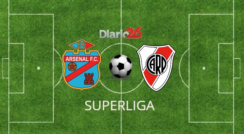 Arsenal vs River, Superliga