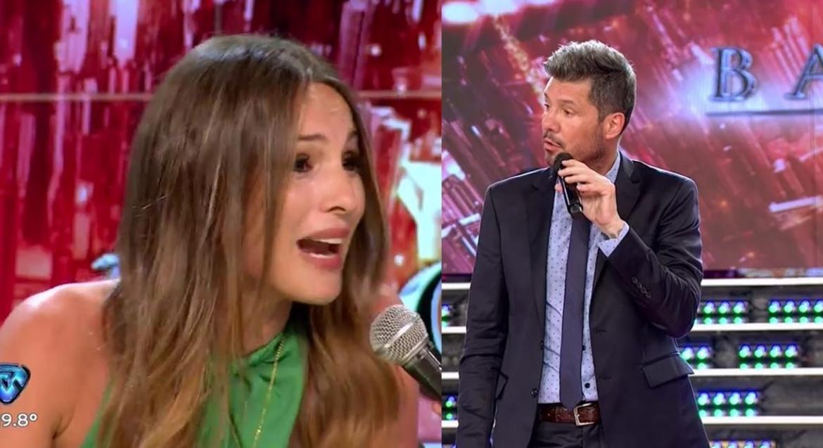 Pampita y Marcelo Tinelli