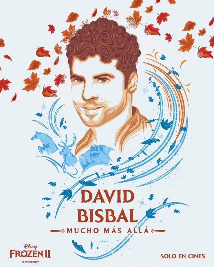 David Bisbal Frozen 2