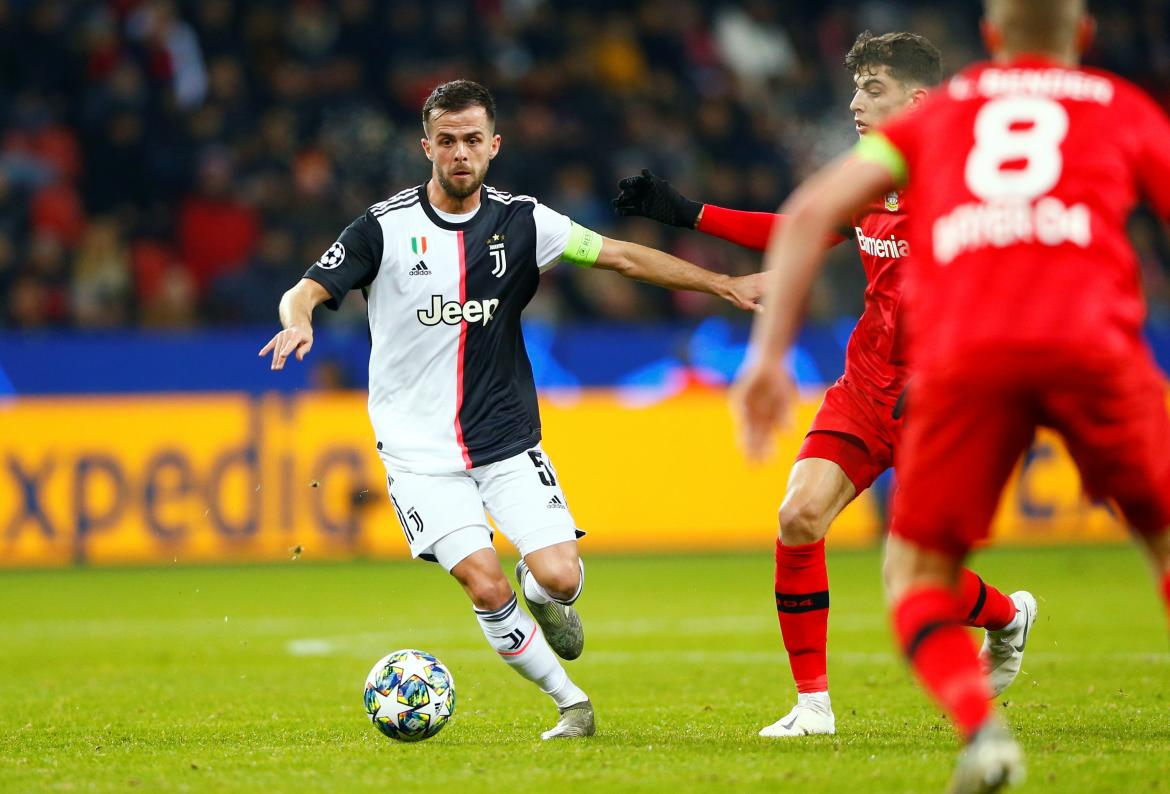 Champions League, Bayer Leverkusen vs. Juventus, REUTERS