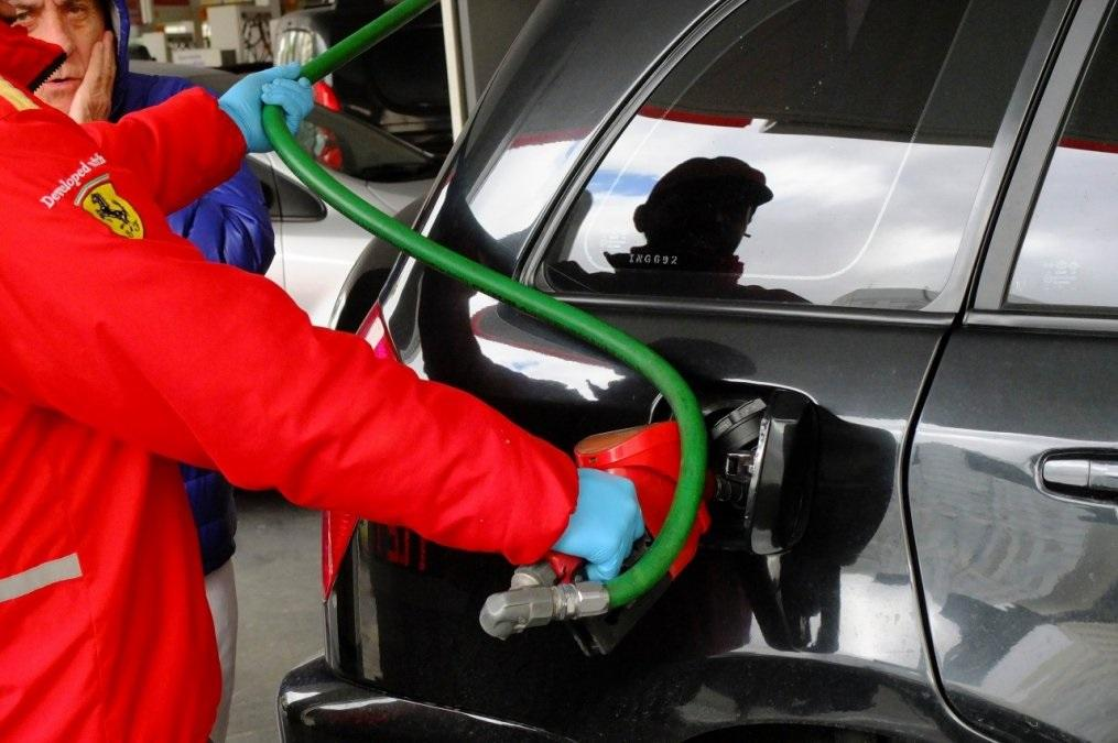 Expendedores de combustibles, NA