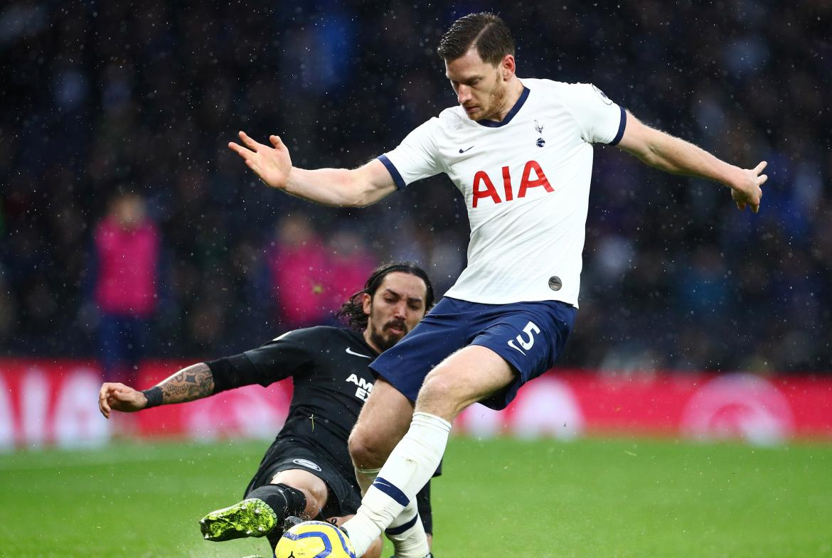 Premier League, Tottenham vs. Brighton And Hove, REUTERS