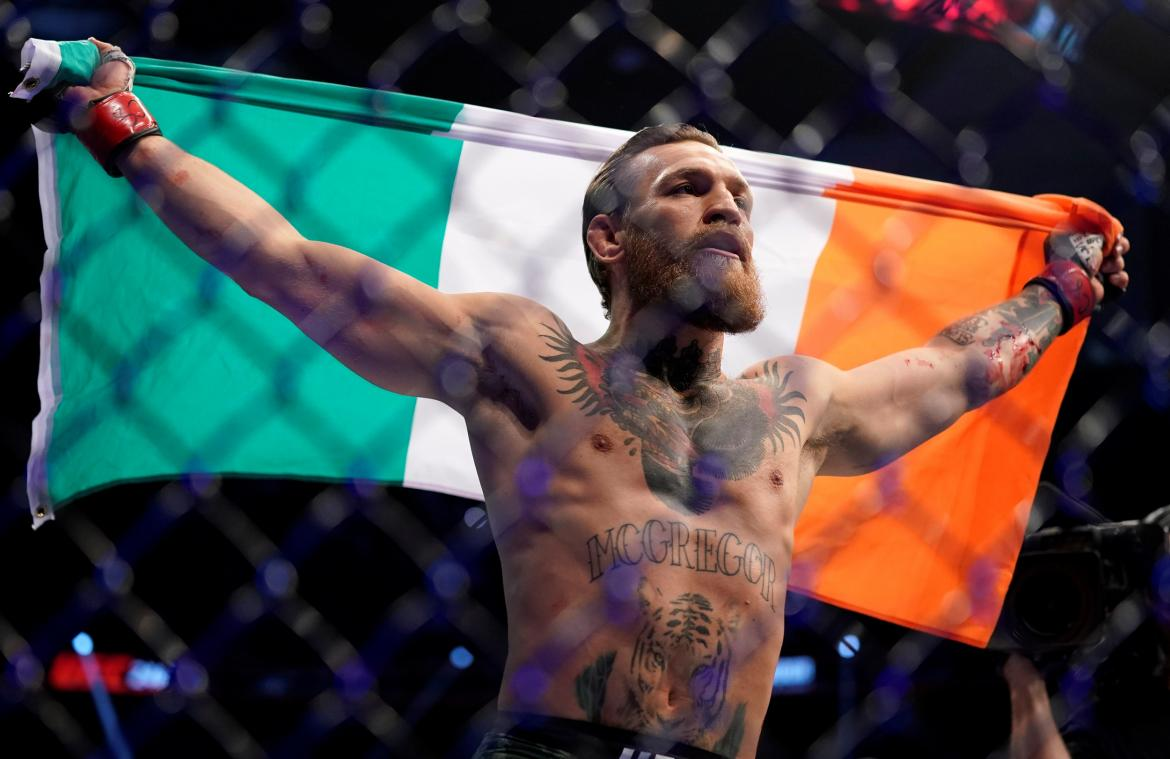 Conor McGregor, UFC, REUTERS