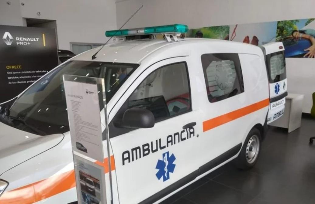 Chilecito: ambulancia para su municipio