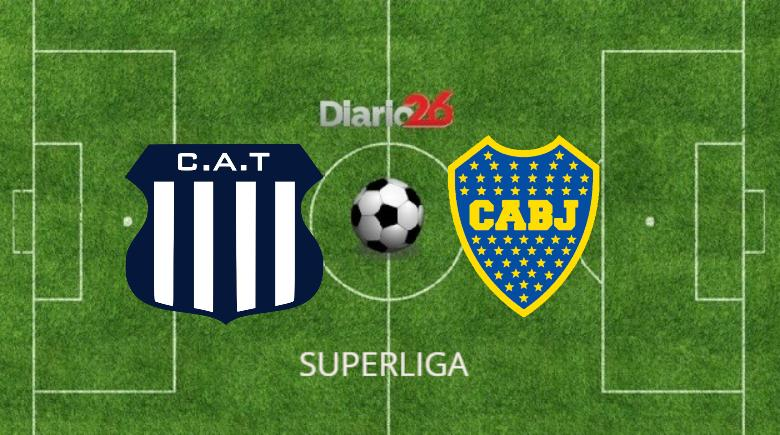 Talleres vs Boca, Superliga, Diario 26