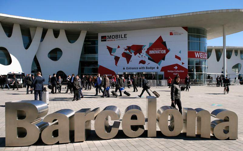 Mobile World Congress, tecnología, REUTERS