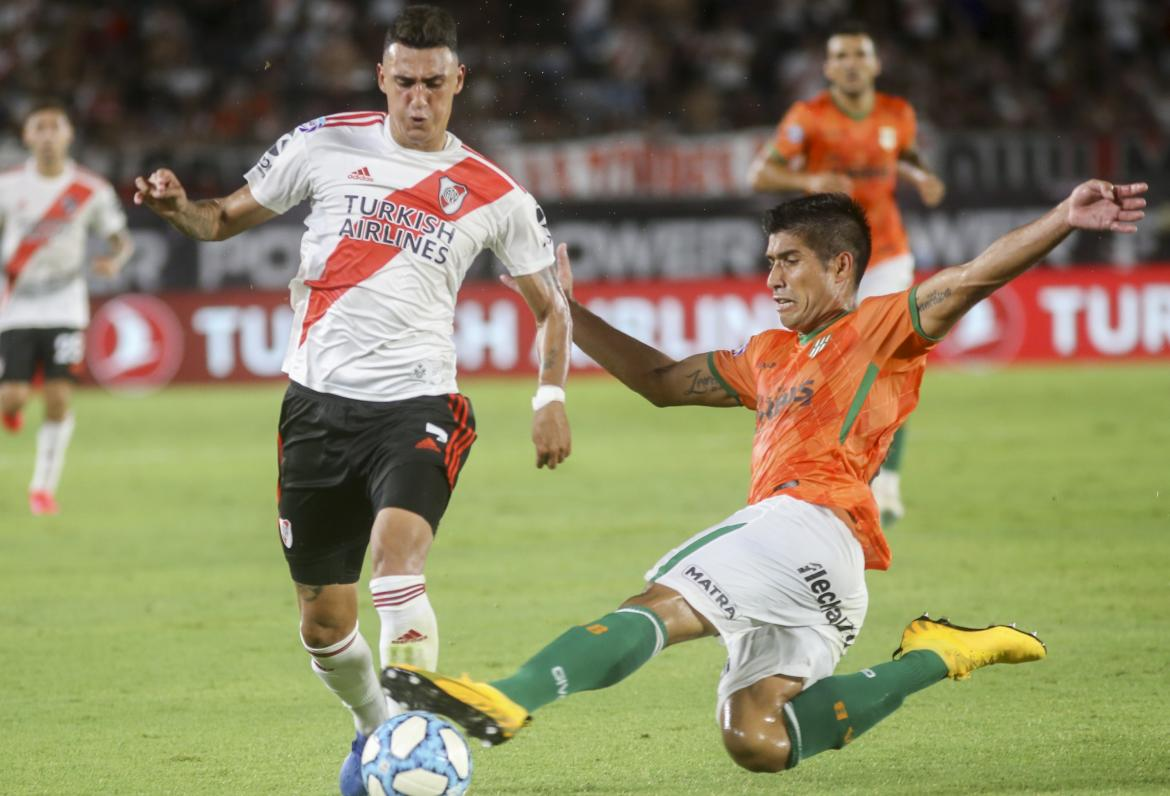 River vs Banfield, Superliga, NA