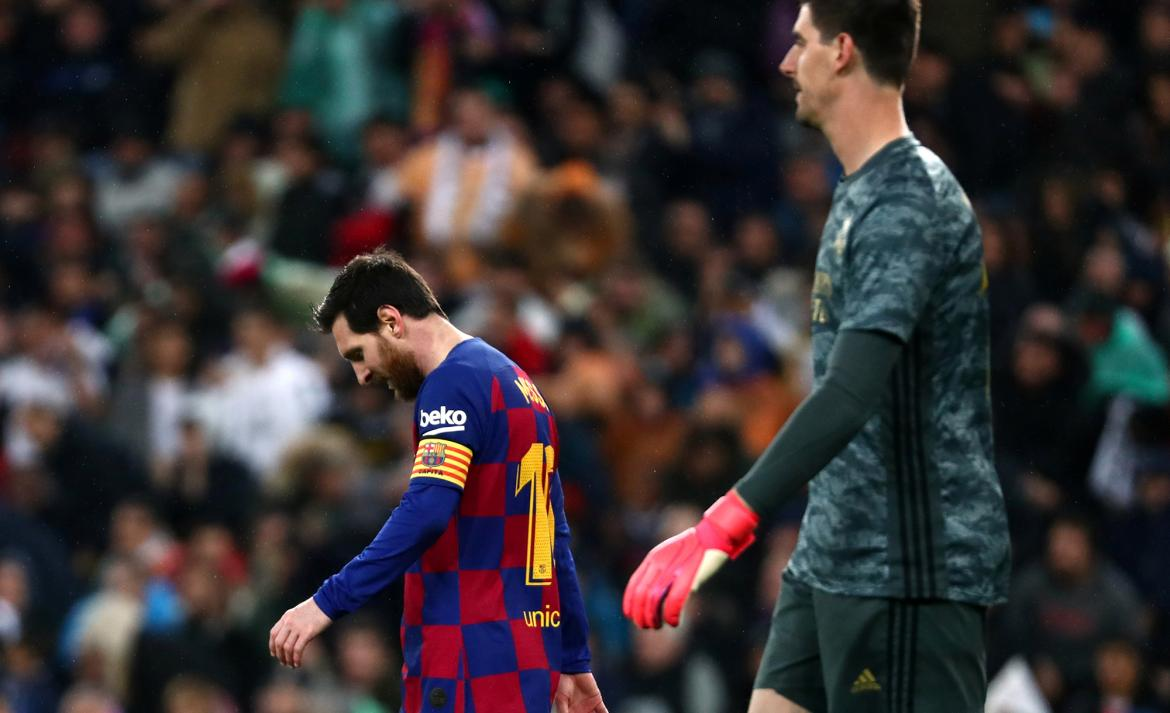 La Liga, Real Madrid vs. Barcelona, Lionel Messi, Reuters