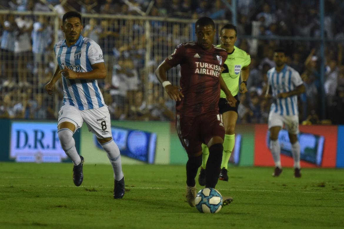 Atlético Tucumán vs River, Superliga