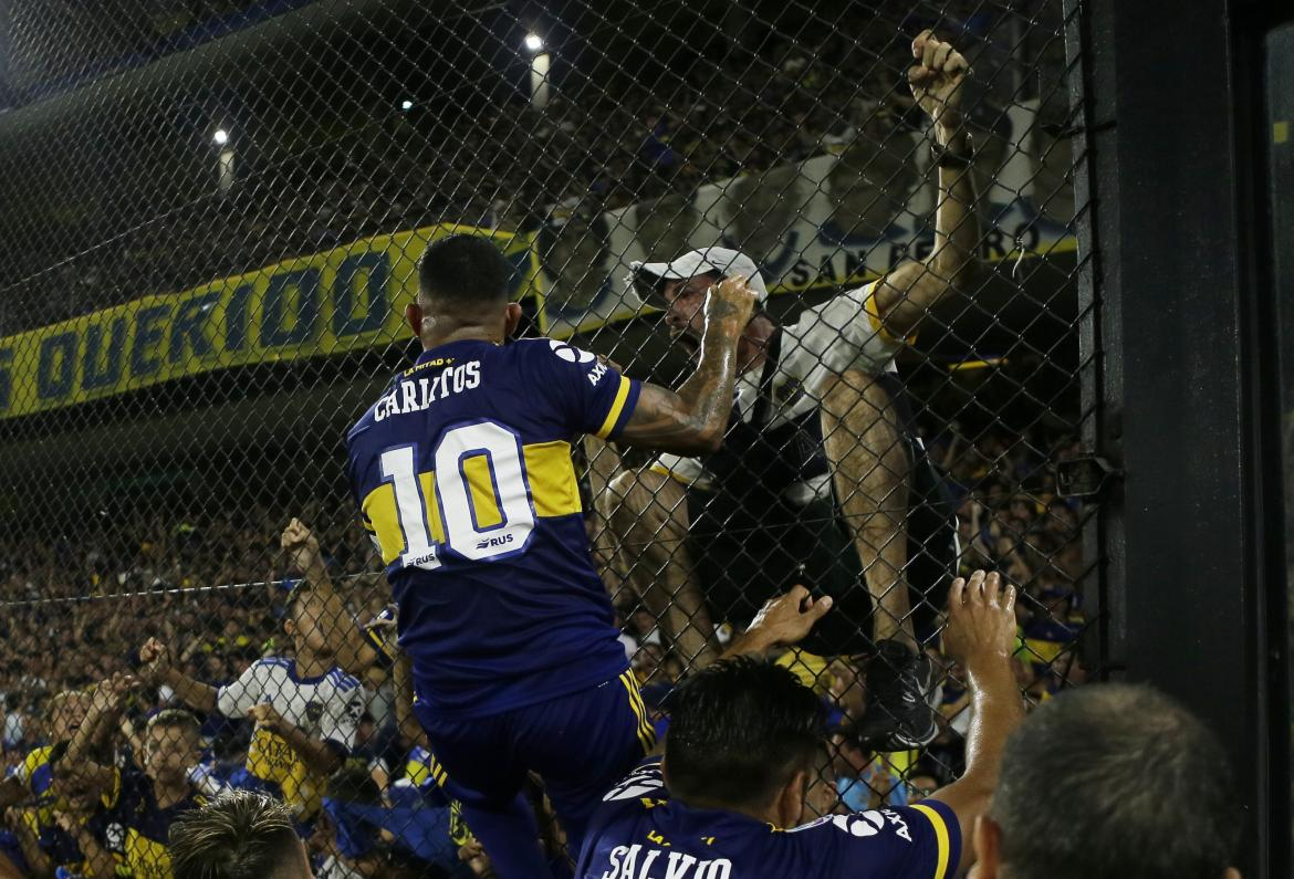 Boca vs Gimnasia, Superliga
