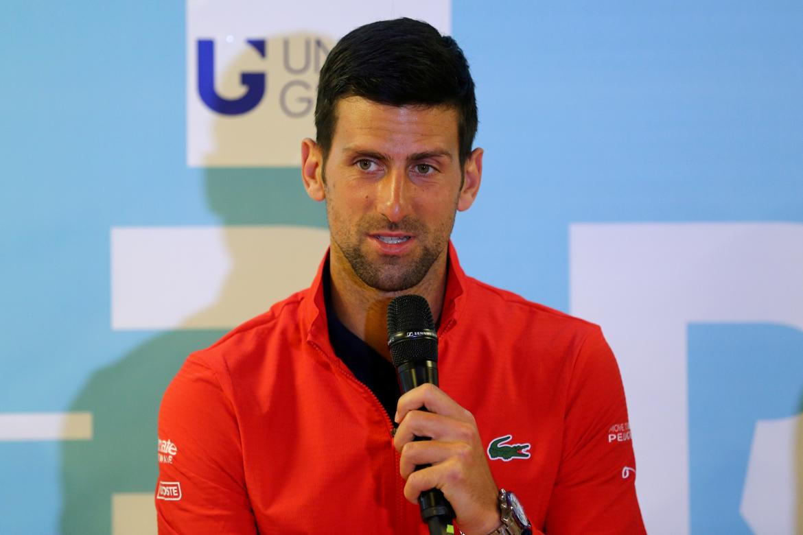 Novak Djokovic, REUTERS