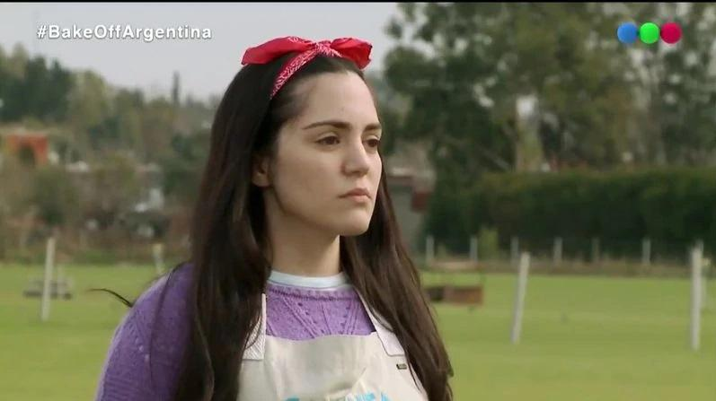 Samanta Casis - Bake Off Argentina