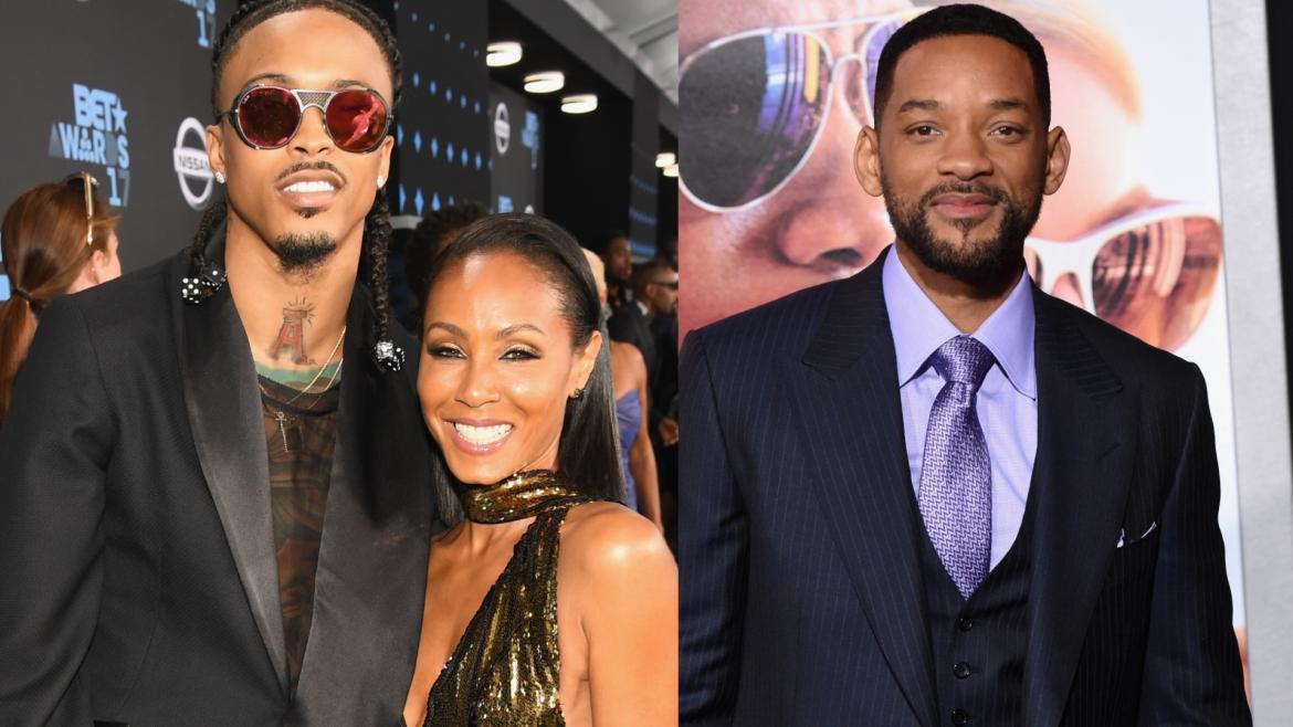 Jada Pinkett - Will Smith - August