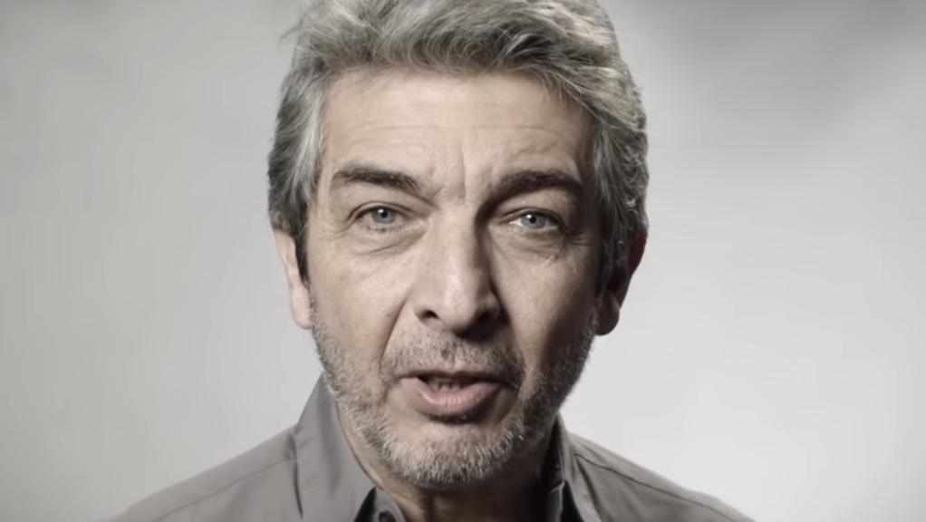 Ricardo Darín, video AMIA