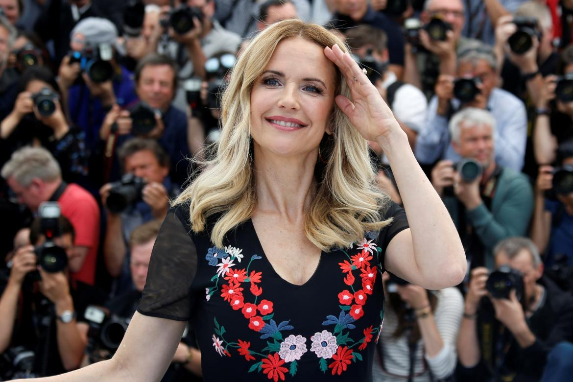 Kelly Preston, actriz de Hollywood, REUTERS