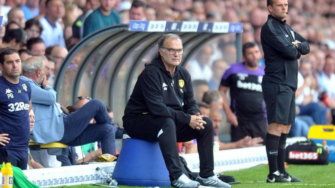 Marcelo Bielsa, Leeds, Premier League