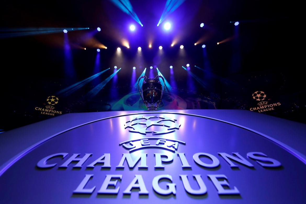 Champions League, fútbol internacional, REUTERS