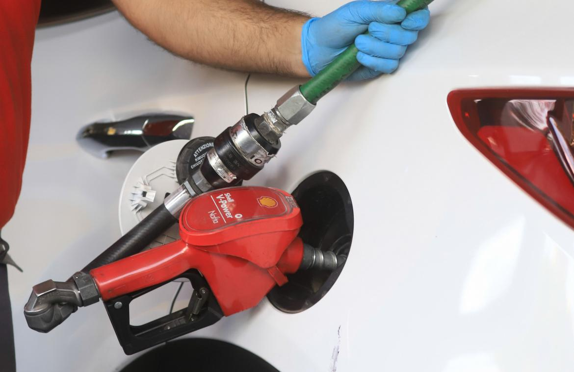 Combustibles, aumento, Agencia NA