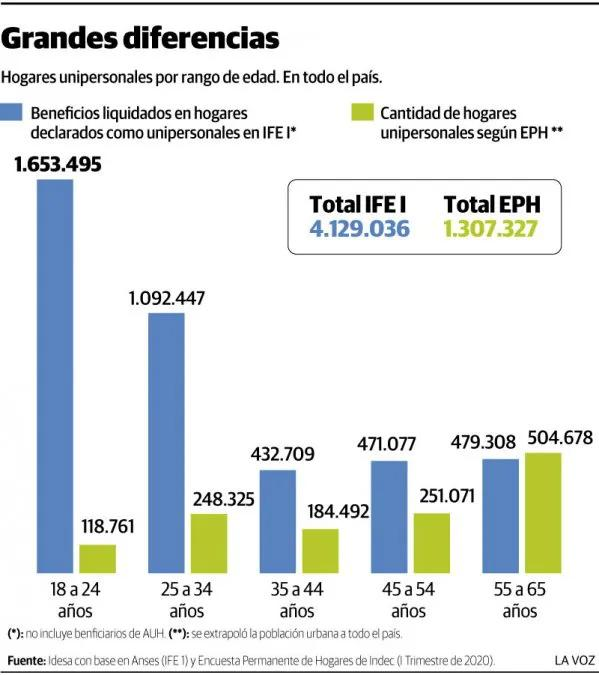 IFE, Ingreso Familiar de Emergencia