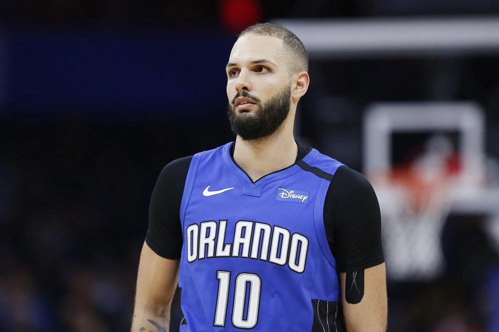 Evan Fournier, NBA, básquet, Foto Hoops Habit