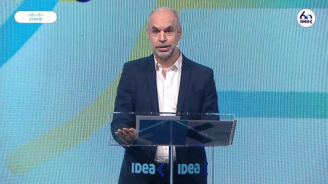 Larreta Coloquio de Idea 2020