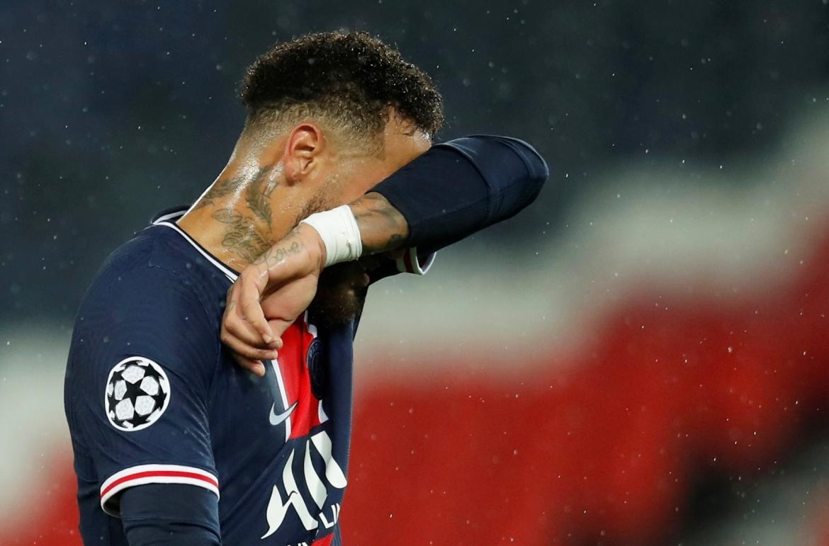 Champions League, PSG vs Manchester United,Neymar, fútbol internacional, REUTERS
