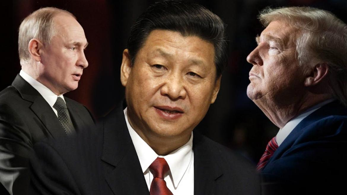 Vladimir Putin, Xi Jinping, Donald Trump, Rusia, China, Estados Unidos, Fotos Reuters