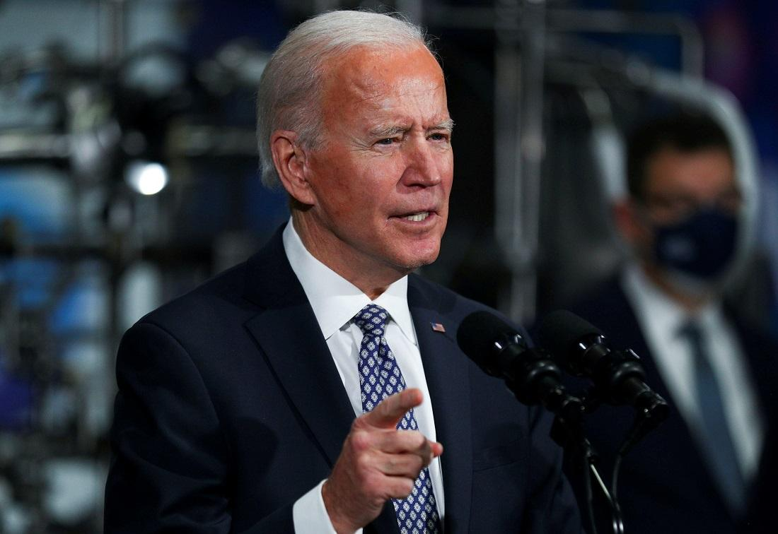 Joe Biden, presidente de Estados Unidos, Reuters