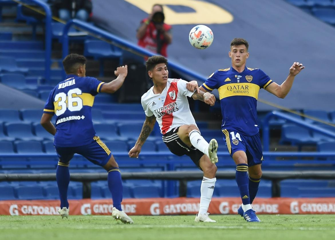 Superclásico, Boca vs. River, Reuters