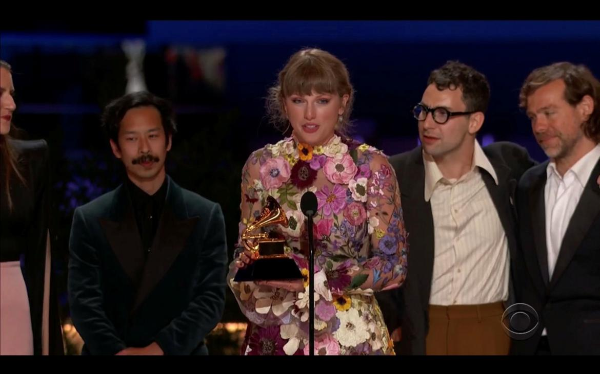 Premios Grammy 2021, Taylor Swift, REUTERS