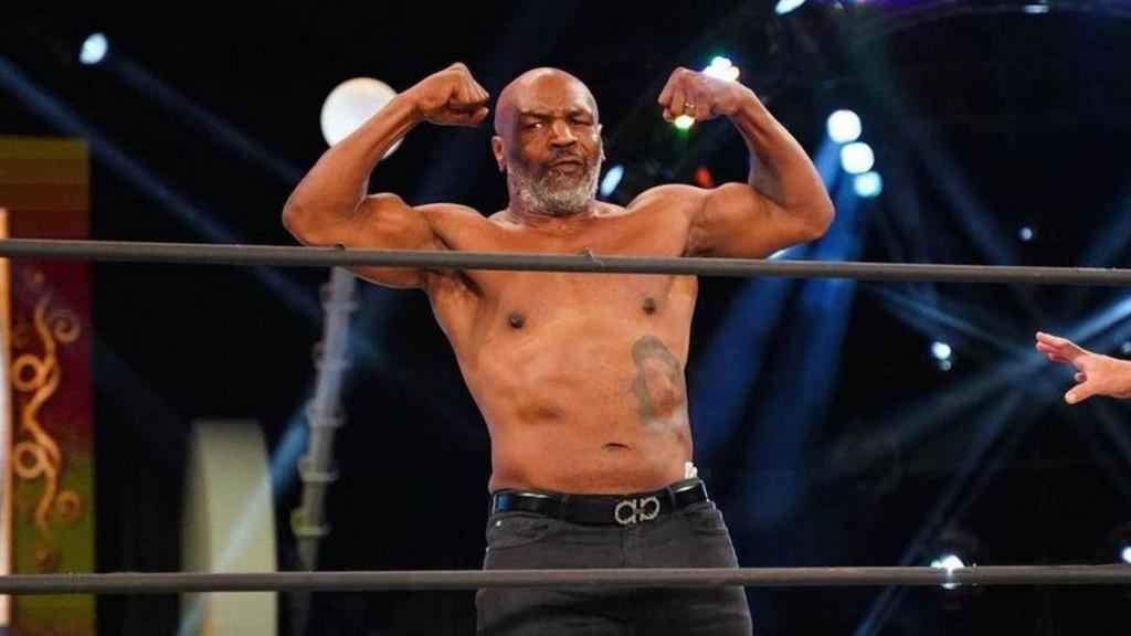 Mike Tyson, boxeo